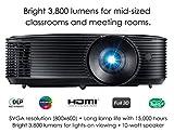 Optoma S334e SVGA Bright Professional Projector