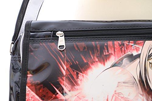 B-181 Claymore Clare Lack PVC Umhänge-Tasche Bag Anime Manga Japan
