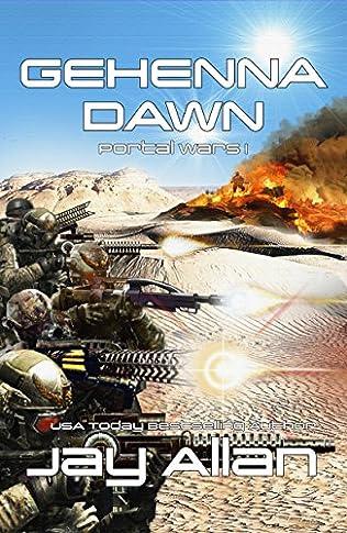 book cover of Gehenna Dawn