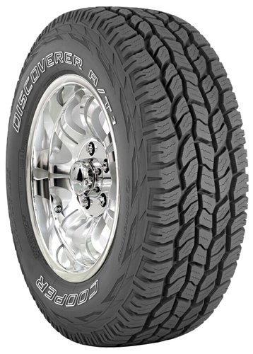 Cooper DISCOVERER A/T3 All-Terrain Radial Tire - 235/75-15 101R (Lt 235 75 15 Tires)