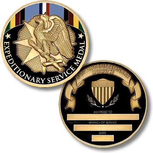 Engravable Challenge Coin - 4