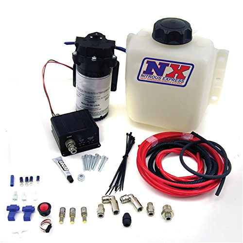 Nitrous Express 15022 Water-Methanol Injection System for Gas Stage 2 MAF Engine ()
