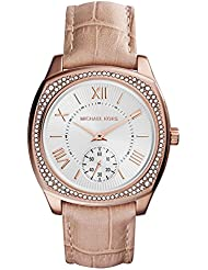 Michael Kors Womens Bryn Quartz Stainless Steel Watch, Color:Rose Gold-Toned (Model: MK2388)