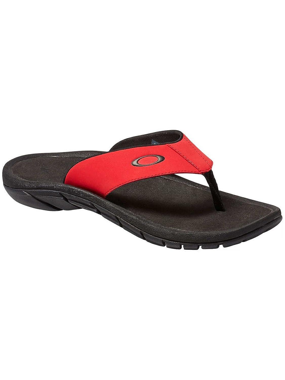 6c5eab200f9 Oakley 15030-465-14 Mens Footwear  SUPER COIL SANDAL 2.0 - Red Line