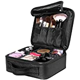Best Makeup Bags - Luxspire Makeup Cosmetic Storage Case, Professional Make up Review
