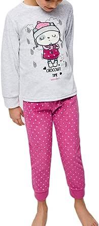 YATSI - Pijama niña tondosado Tobogán. Niñas