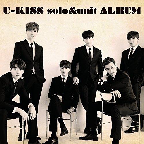 CD : U-Kiss - U-kiss Solo & Unit Album (Japan - Import, 2PC)