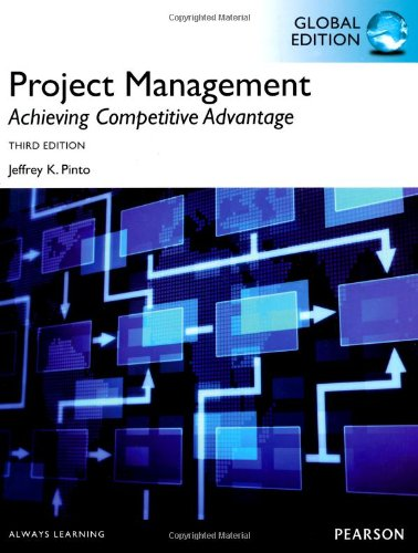 Project Management, Achieving Competitive Advantage