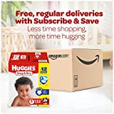 HUGGIES Snug & Dry Diapers, Size 6, 112 Count