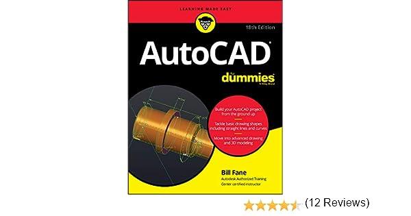 AutoCAD For Dummies (English Edition) eBook: Fane, Bill: Amazon.es: Tienda Kindle