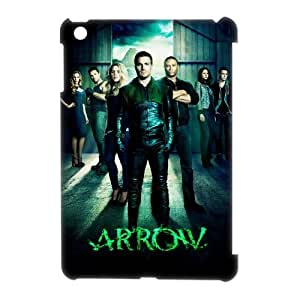 ANCASE Green Arrow Pattern 3D Case for iPad Mini
