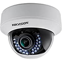 Hikvision Camera DS-2CE56D5T-AVFIR Dome IND 1080P Turbo 2.8-12 IR Retail