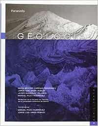 Geología: Amazon.es: CARENAS FERNANDEZ, MARIA BEATRIZ, GINER ...