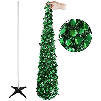 "Amazon.com: Affordable, Collapsible 65"" Lighted Christmas ..."