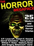 Bargain eBook - The Horror Megapack