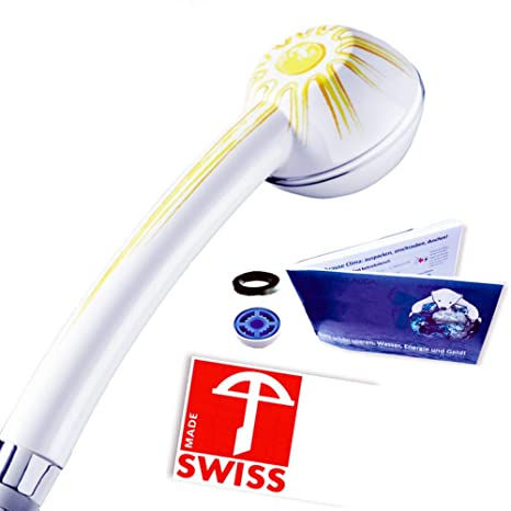 Wassersparender Duschkopf Test