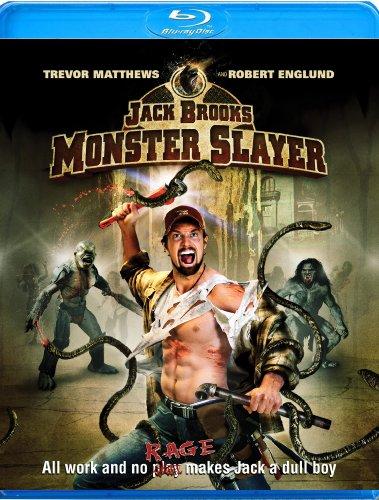 Jack Brooks: Monster Slayer [Blu-ray]