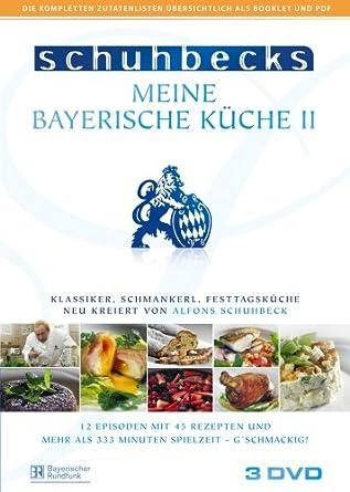 A. Schuhbeck Box/3DVD: Amazon.de: Alfons Schuhbeck, Bayerischer ...