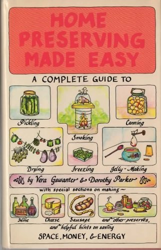 Home Preserving Made Easy Gewanter product image