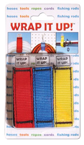 WRAP IT UP!, 3 / Blister, 1 red, 1 yellow, 1 blue ()