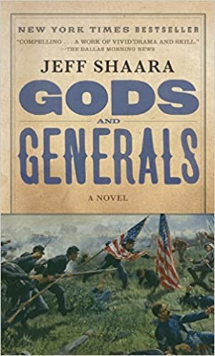 Image result for gods and generals amazon