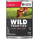 Best Nutro Canned Beefs - Nutro WILD FRONTIER Grain Free Adult Canned Wet Review