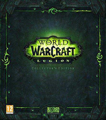 World Of Warcraft: Legion - Édition Collector [Importación ...