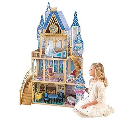 KidKraft Disney Princess Cinderella Royal Dreams Dollhouse Exclusive
