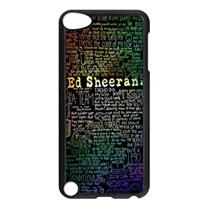 Customize Famous Singer Ed Sheeran Back Cover Case for ipod Touch 5th