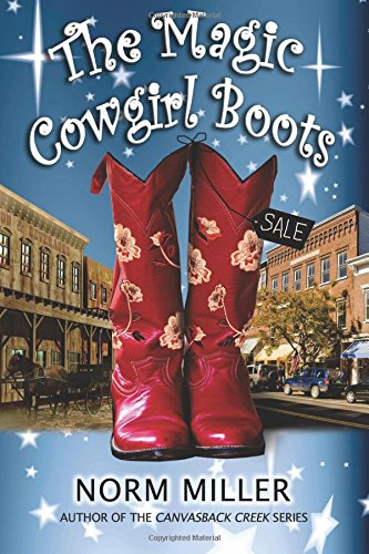 Read Online The Magic Cowgirl Boots ebook