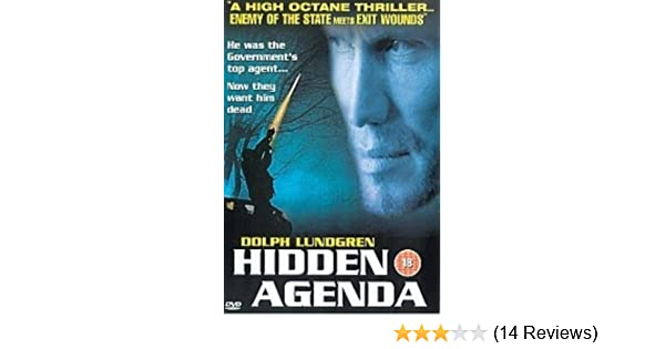 Amazon.com: Hidden Agenda: Dolph Lundgren, Maxim Roy ...