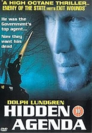 Hidden Agenda [Alemania] [DVD]: Amazon.es: Dolph Lundgren ...