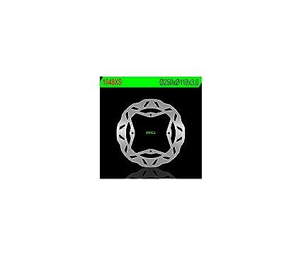 Amazon.com: SUZUKI RMZ 250 / RMZ 450-DISQUE DE FREIN AVANT ...