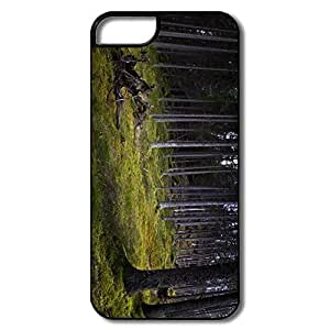 Section Forest Moss IPhone 5/5s Case For Birthday Gift