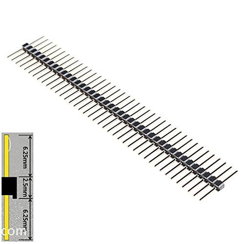 Generic 40 Pin Breakaway Headers 0.1