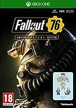 Fallout 76 - Amazon S.P.E.C.I.A.L édition (3 pins) - Xbox One [Importación francesa]
