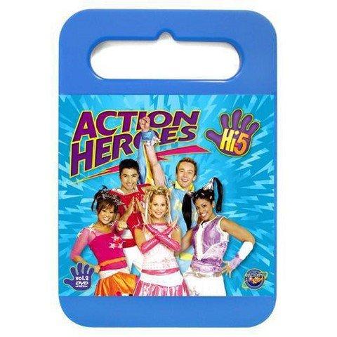 Hi 5  Volume Two  Action Heroes