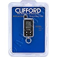 Clifford 7345X 2-Way Responder Remote
