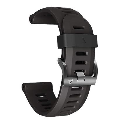 Amazon.com: ANCOOL Correa de repuesto para reloj Garmin ...