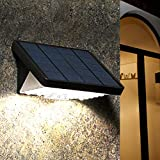 Solar Wall Lights Outdoor – Sunwind 2 Modes Microwave Radar Detective Waterproof Security Lights with Wide Angle Illumination for Front Door Garden Porch Patio Yard Deck Stairway Driveway (Black) Review