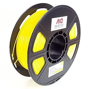 AIO Robotics AIOYELLOW PLA Filamento para impresora 3D