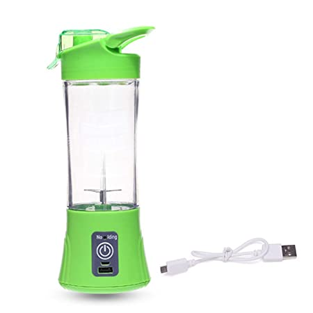 Tree-on-Life Botella Recargable del Juicer del USB Uso de la ...