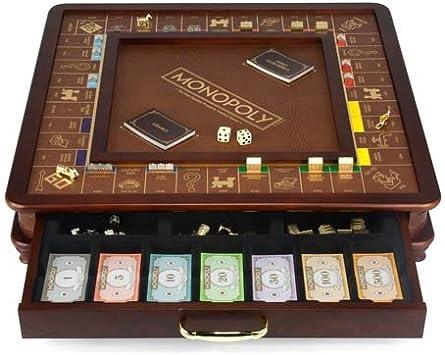 Monopoly Classic Versión de Lujo Juego de mesa Edición: Amazon.es: Electrónica