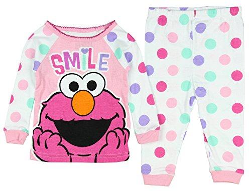 Sesame Street Cotton Pajama Sleepwear