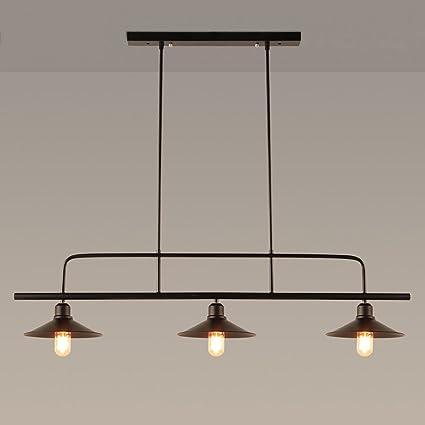 Araña $iluminación Lámparas Retro, Lámparas de Mesa de ...