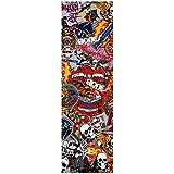 Powell-Peralta Skateboard Griptape OG Stickers 9' x 33' Grip Sheet
