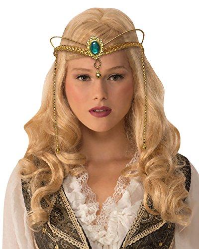Forum Novelties 78581 Medieval Fantasy Tiara, Standard, -