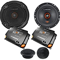 Cadence QRS6K2 6.5 2-Way QRS Series Component Car Speakers