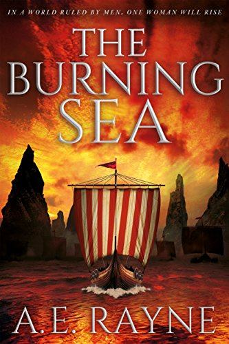 The Burning Sea (The Furyck Saga: Book Two)