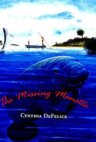 book cover of The Missing Manatee